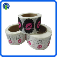 Private Label Cosmetic Manufacturers,Printed Roll Glossy Cosmetic Label,Cosmetic Stickers