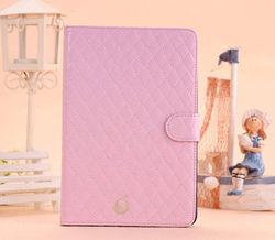 "Magnetic High PU Leather Case for Mini iPad 7"" Inch Book design Wake up/Sleep"