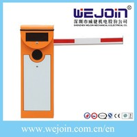 Automatic Moisture Control Barrier Gate with LED Screen for Parking System