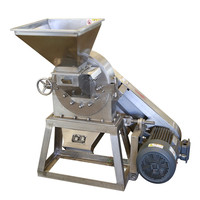 High productive mini wheat flour mill,professional flour mill plant,stainless steel wet rice flour mill