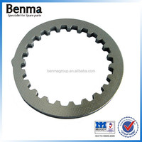 Hot selling and top quality motorcycle clutch plates,security J150 steel plates clutch