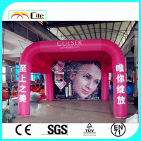 CILE 2015 newest large colorful inflatable tent for advertising