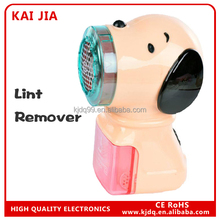 2014 hot sale Battery operated Electric ABS Lint Remover