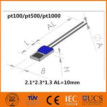 Thin Film PT Element PT100 PT500 PT1000