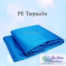 Waterproof customized PE tarpaulin , poly tarps , tarpaulin roll