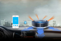 cheap price car ozone air purifiers with CO/PM2.5 detect UIPOO brand