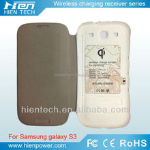 QI receiver for SUMSUNG GALAXY S4 S3 NOTE 2