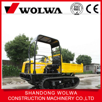 china professional dumping transporter crawler truck