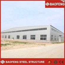 low cost portable steel structure ub