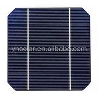 5 inches monocrystalline solar cell
