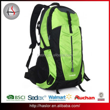 2015 best selling large capacity multicolor travel outdoor backpack bags for hiking