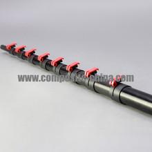 carbon fiber composite window telescopic pole,window cleaning pole