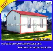 New type welded container house
