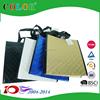 customized Metallic Laminated Nonwoven Bags, screen printing metallic shopping bag