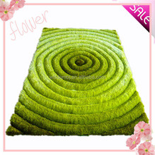 popular in the market 3d high quality carpet with european style for decoration