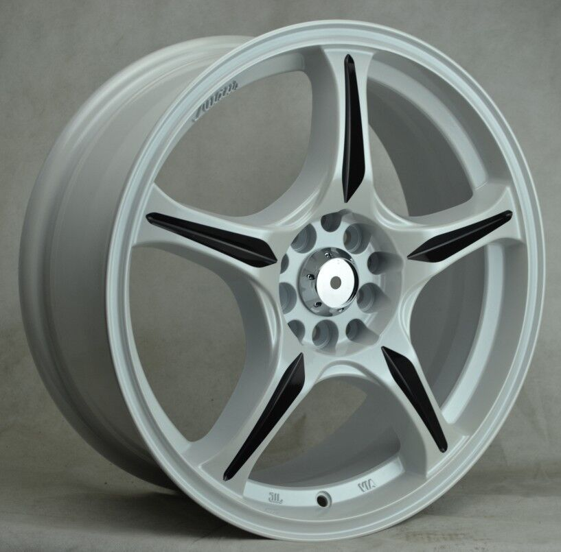 white alloy wheel china 4x100 color car rims 15 inch for sale universal rims wheels view white. Black Bedroom Furniture Sets. Home Design Ideas