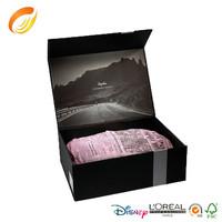 Handmade Cardboard Folding Flat Mini Paper Shoe Box Manufacturer