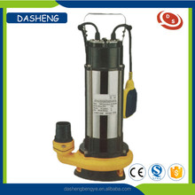 1HP Centrifugal Submersible Sewage Pump With Float Switch