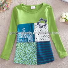 Various Fashion Designs Girls Tshirt