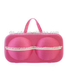lady's bra packing bags