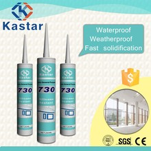 Trade Assurance $30.000 water resistant acetic silicone sealant for bonding