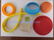 customize silicone foam rubber gasket