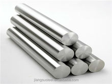Stainless Steel round bar (Material: 201 202 301 302 303 304 304L 310 321 316 316L 410 420 430 2507 )