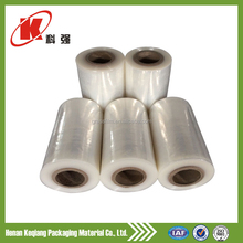Super cling PE pallet stretch wrapping film/logistics wrapping film/plastic wrap
