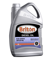 Diesel Engine Oil SAE 20w40