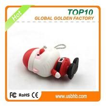 Cheap Santa Claus USB flash drive 2.0