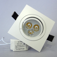 free shipping china wholesale home and hotel decorated led spot light led ceiling lamp