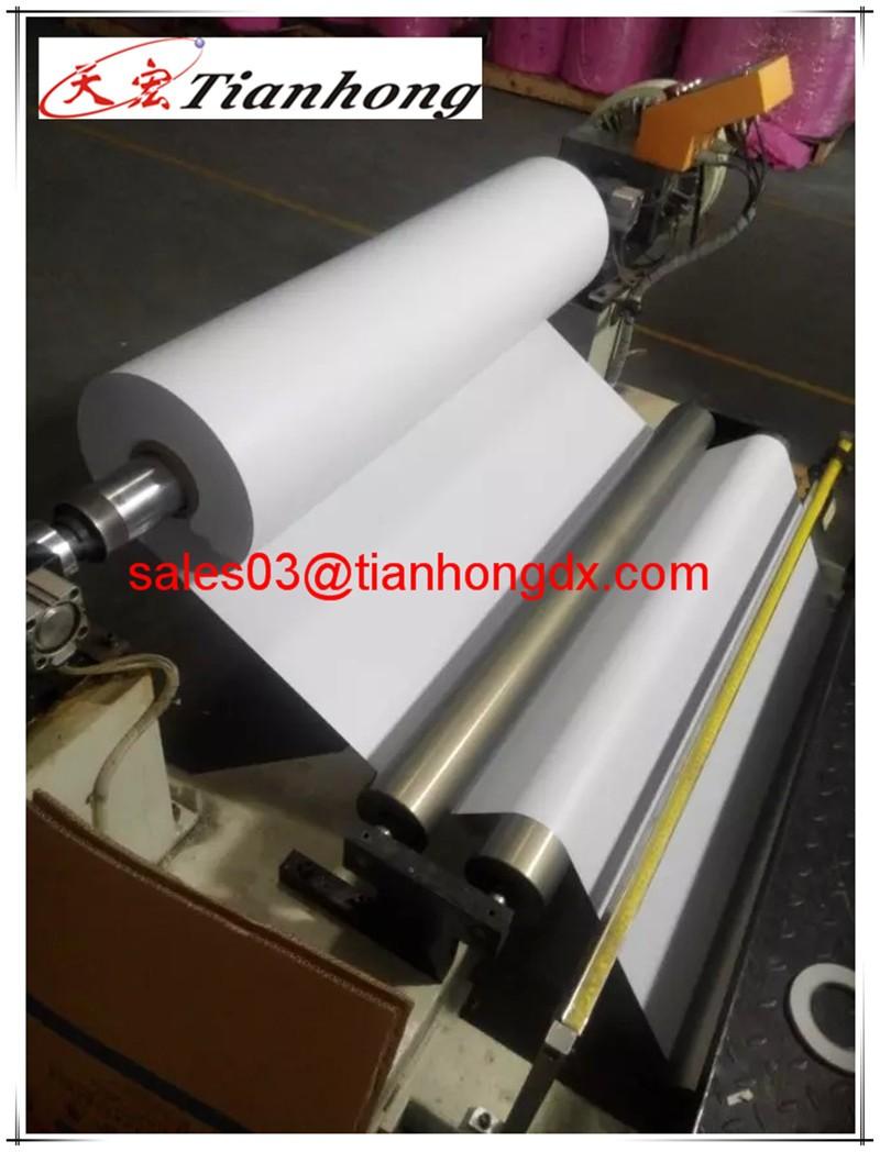 sale insulation materials black PVC film melinex coil for building pvc foil tape products