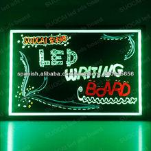 Mercado Shop Publicidad Doble tablero de escritura cara School