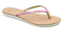 ragazze signora infradito nuovo design pistone spiaggia sandalo estate flip flop sandali ragazze