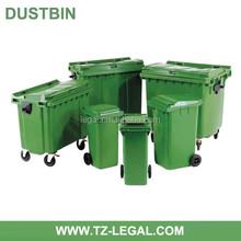 container of waste rubbish,stainless steel trash bin,standard size trash bin,plastic dustbin sale price,outdoor dustbin
