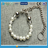 Fashion Style Pure Pearl Dog Collar Pet Accessories Wholesale China Pet Collars