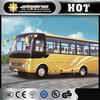 yutong mini bus price ZK6720DF with excellent bus color design