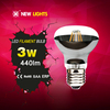 new products r63 4w 6w 8w e26 e27 no glare led bulb filament mirror