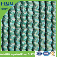 best price virgin/recycled material UV resistant HDPE green shade net(factory)