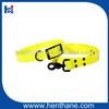 glowing in dark dog leash&collar, waterproof dog collar and leash
