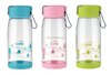 530ml leisure sport water bottle for students drinking
