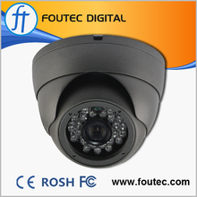 FOUTEC vandalproof network dome camera ip camera cctv camera with Low cost