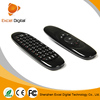 2015 Gyro air moue wireless Mini Fly air mouse backlit keyboard