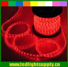 100 meters spool 2 wires 24v led rope light DIP 36leds/m waterproof IP65 outdoor lighting