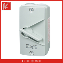 IP66 type of isolator switch 3 phase 4P 63A