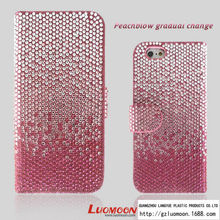 New Launched Diamond Leather Case for iphone