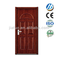 SW8037 tallada puerta de madera de lujo de alta calidad