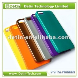 NEW Plain PC Hard Case for iPhone 5
