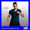 Man fit t shirts 100% polyester man plain sports t shirts