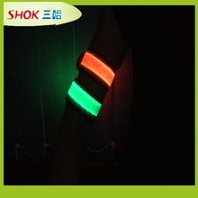 Hot sale led armband, reflective led armband for outdoor sport